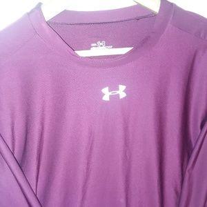 Under Armour Heat Gear Long Sleeve Shirt XXL
